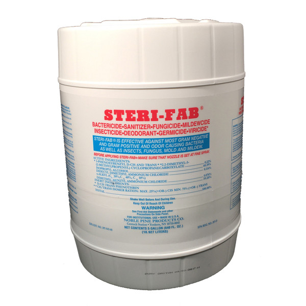 SteriFab Disinfectant (5gal Drum)