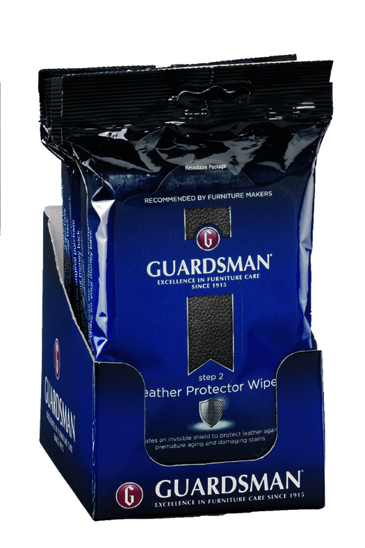 Guardaman Leather Protect Wipes Case